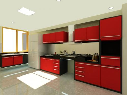 Pak Bambang CONFIDENT Kitchen Design